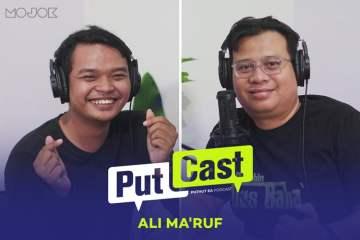 Putcast Ali Ma'ruf Mojok.co