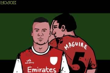 Arsenal Menambal dengan Cantik, Manchester United Sibuk Membuat Lubang Baru MOJOK.CO