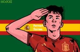 Ketika Ferran Torres Mendominasi, Spanyol Ingatkan Jerman Tentang Kutukan Angka Setan 6 Gol dan 66 Tahun: 666 MOJOK.CO