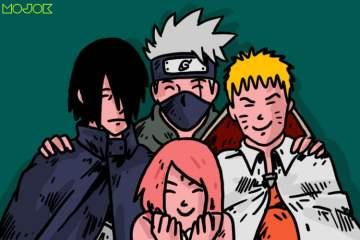 Kenapa ya Naruto Nggak Pernah Ganti Baju Kecuali Terjadi Time Skip? Di Konoha Nggak Ada Tukang Jahit? MOJOK.CO