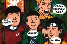 Naruto Adalah Trah Keluarga Ngapak dan Ini Bukti Ilmiahnya!