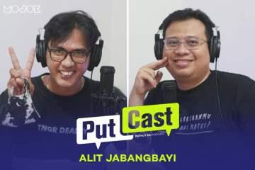 Alit Jabangbayi: Nge-Rap Tumini hingga Jadi MC Langganan Pensi