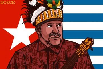 Benny Wenda Proklamirkan Papua Merdeka dan Kita Asyik dengan Isu Imam Besar Aja? Hm, Oke