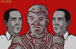 Reshuffle Kabinet, Aja-aja Jokowi Terinspirasi sekang Gajah Mada? MOJOK.CO
