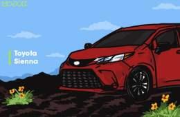 Toyota Sienna, MPV yang Luasnya Bukan Main, Bakal Muat Bawa Pacar 1, Pacar 2, dan Pacar 3 Beserta Ibu Masing-masing MOJOK.CO
