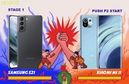 Ketika Galaxy S21 dan Mi 11 Bikin Samsung dan Xiaomi Menelan Ludah Sendiri Setelah Meledek Apple
