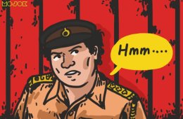 Nyong Gumun Maring Polisi, Nggoleti Maling Motor Kesed Eram, Giliran Perkara Bokep Baen Cepet MOJOK.CO