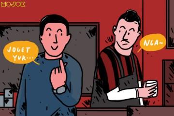 Aldi Taher dan Ibrahimovic: Kamu Boleh Cringe Asal Jago dan 'Sing Penting Yakin'