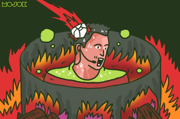 Arsenal dan 2 Kartu Merah: Craig Pawson Serta Semua Wasit Liga Inggris Mengantre Paling Depan Masuk Neraka Jahanam