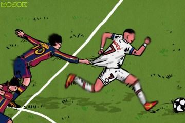Kok Bisa ya, ESPN Setuju Barcelona Bakal Juara Liga Champions, Ini Bukan Panggung Messi tapi Mbappe MOJOK.CO