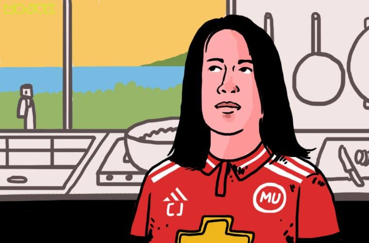 Perjuangan Chef Juna Inspirasi Van De Beek, dari MasterChef Indonesia untuk Masa Depan Manchester United MOJOK.CO