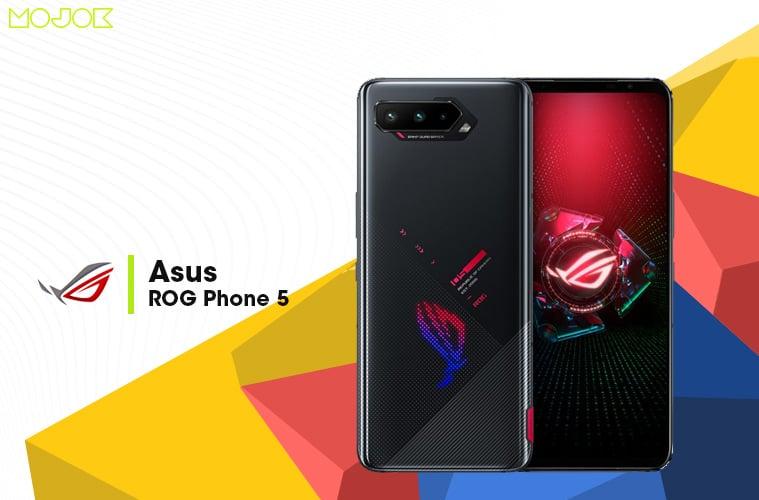 Asus ROG Phone 5- Hape Gaming Terbaik, Pembungkam Bacotan Player Noob dan Super Toxic MOJOK.CO