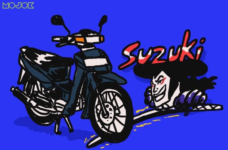 Kelebihan Sepeda Motor Suzuki yang Membunuh Bengkel Resminya Sendiri