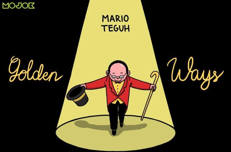 Mario Teguh dan Laki-Laki Paria yang Terjungkal dari Masa Depan