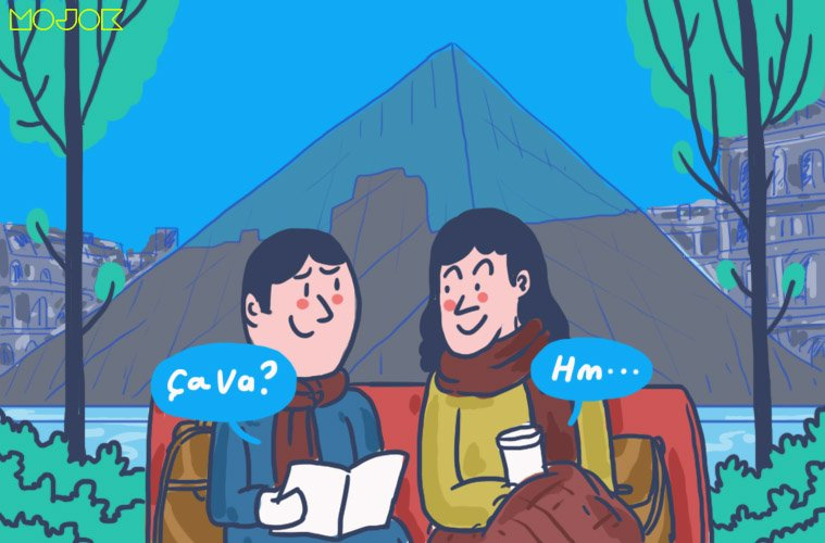 Merasa Kualat Belajar Bahasa Prancis yang Mbulet dari Penutur Aslinya