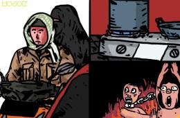 ilustrasi Netizen dan Meme Teroris, Cara Tidak Terduga untuk Merayakan Geger Nasional mojok.co