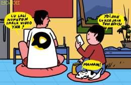 Snack Video dan Kebahagiaan Bocil, eh Malah 'Haram' dan Kena Blok. Nggak Pengertian Banget MOJOK.CO