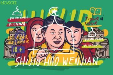 Beneran Nggak Sih Komunis Cina Batasi Umat Islam Beribadah di Negaranya?