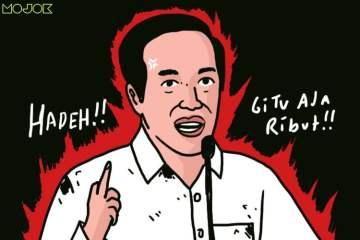 Bipang Jokowi, Babi Panggang dan Presiden Favorit Kita Semua MOJOK.CO