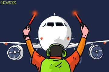 ilustrasi Gaji Tukang Parkir Pesawat Nggak Sefantastis Desas-desusnya. Apa Mending Jadi Polisi Cepek Ya? mojok.co