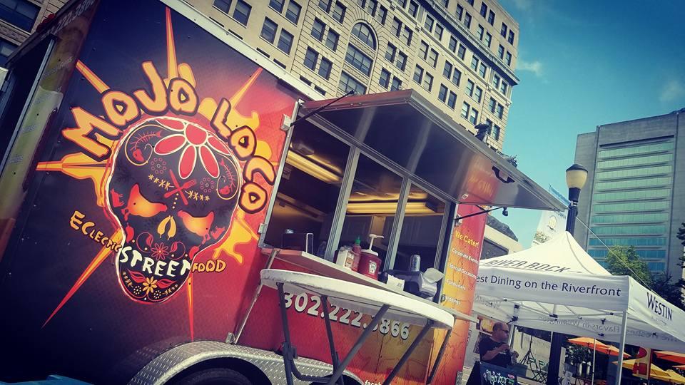 Mojo Loco Wilmington Food Truck