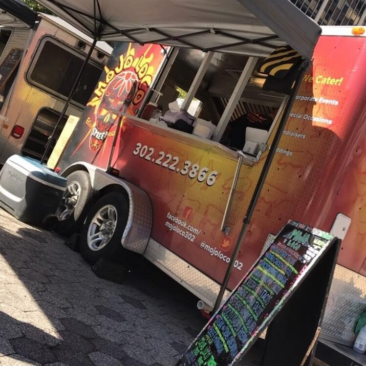 Taco Food Truck in Delaware