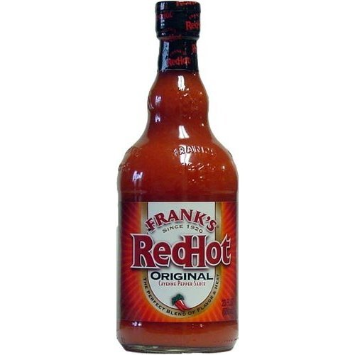 Franks RedHot Sauce only 048 at Walmart