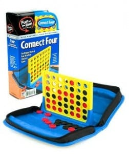 connect 4 travel1 252x300 Connect Four   Just $.99 at Target and $1.24 at Walmart
