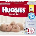 Huggies snug amp dry diapers as low as 0 12 per diaper shipped