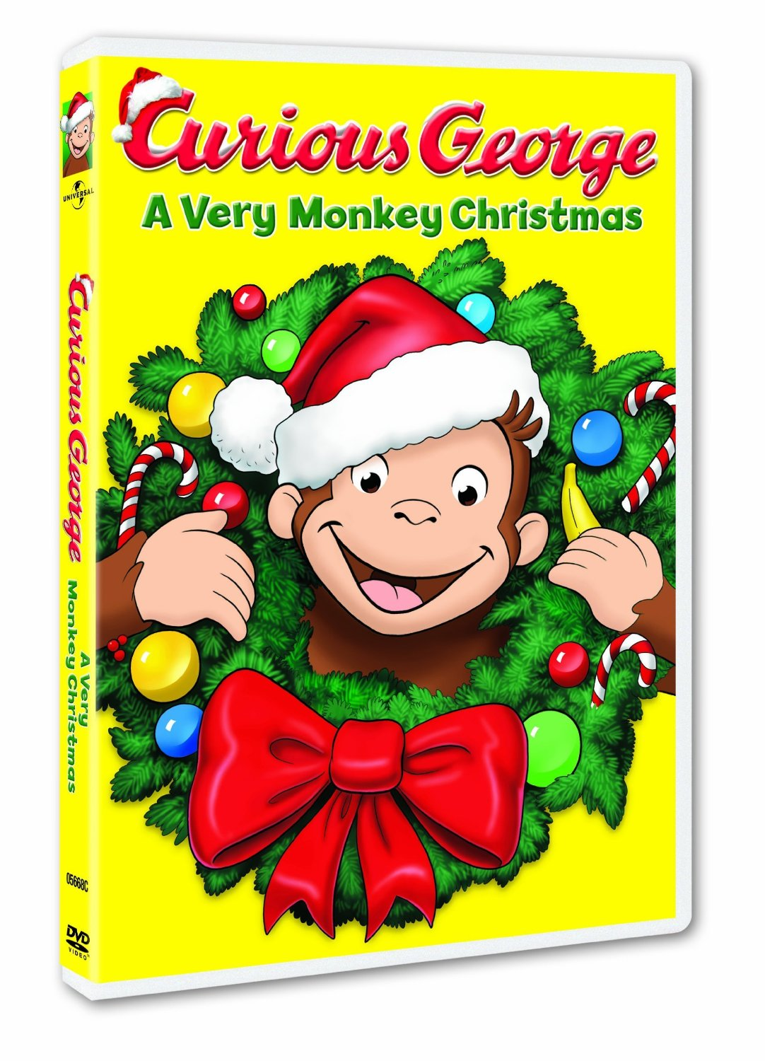 14 Holiday Kids Movies Under 5 Curious George Ice Age