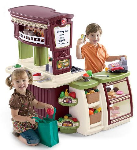Toys R Us Step2 Lifestyle Market Place Kitchen Just $127