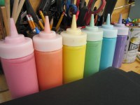 DIY: Homemade Puffy Paint!