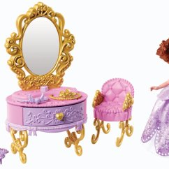 Ball Chair Amazon Mesh Dining Disney Sofia The First Ready For Royal Vanity Only $7.49 (reg. $24.99!)
