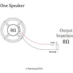 Parallel Speaker Wiring Diagram Transform Boundary Your Cabinet Mojo Shout Note The Series