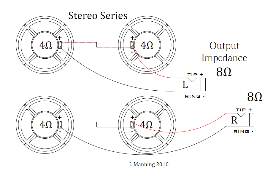 stereo series?resize\\\=800%2C502 4x12 series parallel wiring diagram efcaviation com on parallel wiring diagram series vs parallel at webbmarketing.co