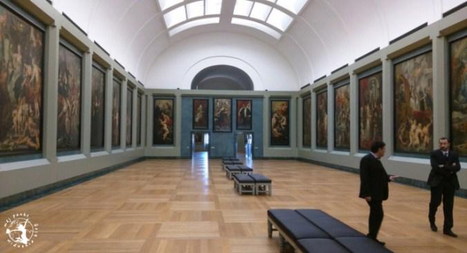 Mój Punkt Widzenia Blog - dzieła i obrazy w Luwrze, Paryż