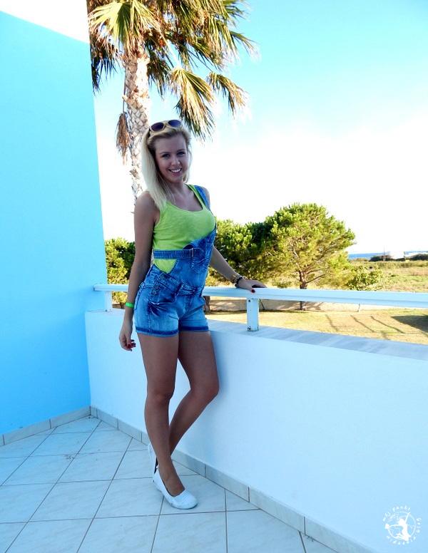 Mój Punkt Widzenia Blog - Uśmiechnięta dziewczyna, Grecja, Kos