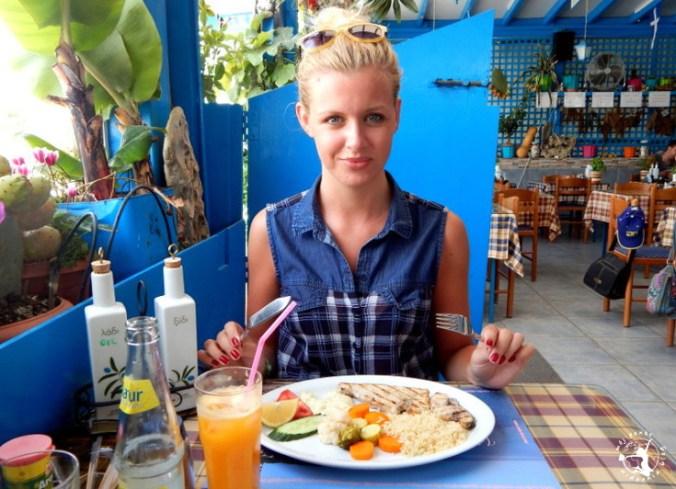 Mój Punkt Widzenia Blog - restauracja, obiad na wyspie Kos