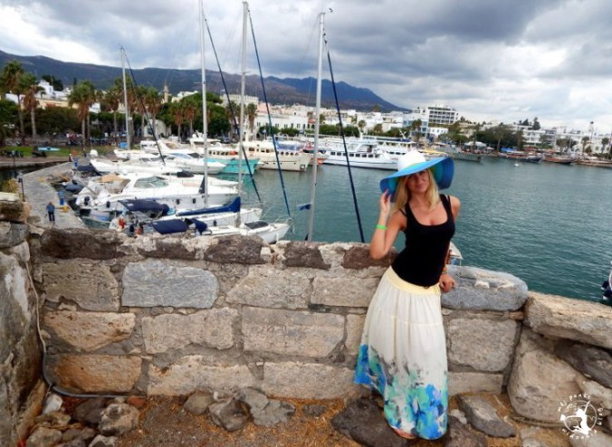 Mój Punkt Widzenia Blog - Port na wyspie Kos, Grecja