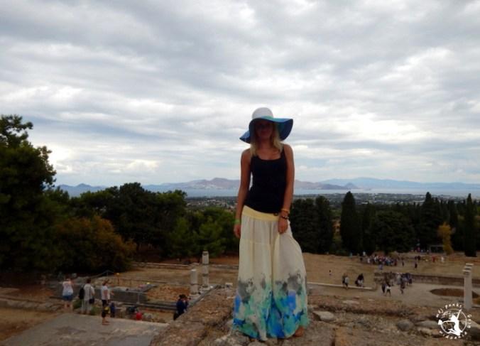 Mój Punkt Widzenia Blog - Asklepion, zwiedzanie ruin. Grecja
