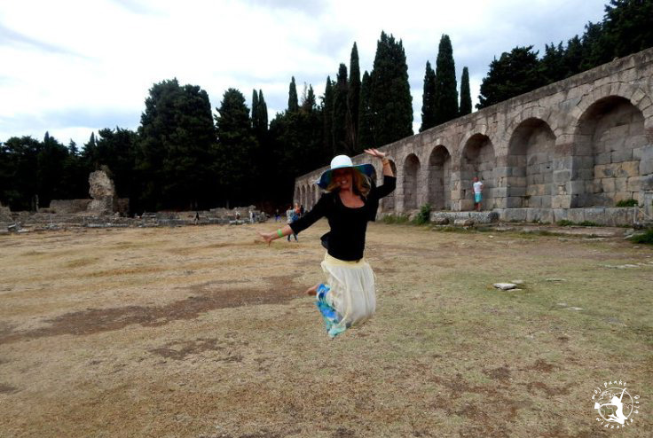 Mój Punkt Widzenia Blog - skok w Grecji, KOS