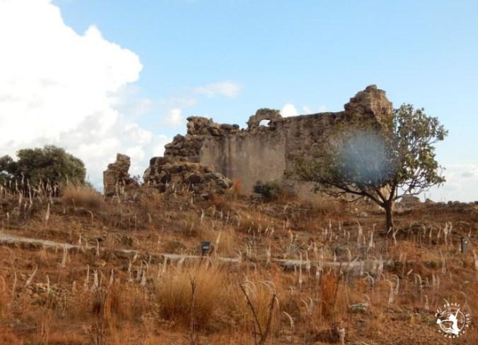 Mój Punkt Widzenia Blog - ruiny fortecy zamku, Kos, Grecja