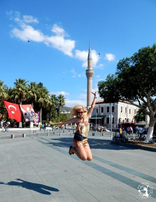 Mój Punkt Widzenia Blog - Skok w Bodrum, Turcja