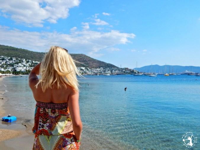 Mój Punkt Widzenia Blog - Widok na morze, wycieczka do Bodrum