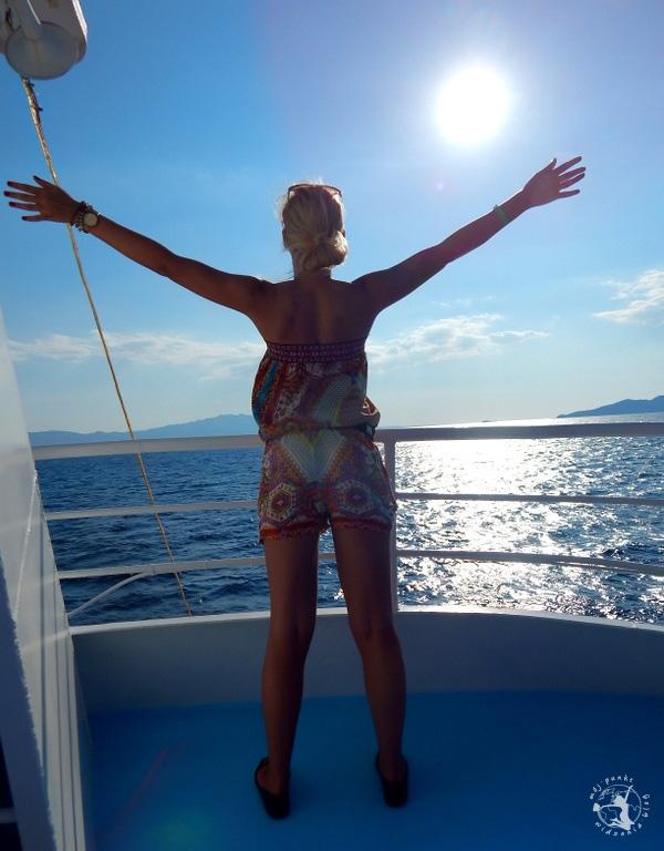 Mój Punkt Widzenia Blog - rejs statkiem, Turcja