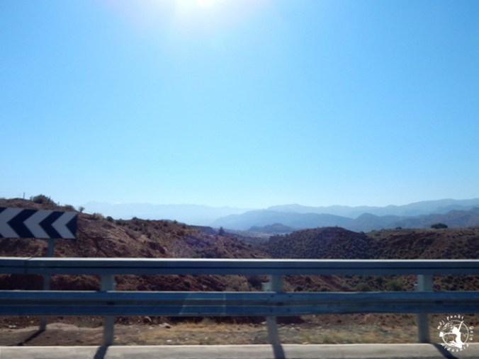 Mój Punkt Widzenia Blog - w drodze do Marrakeszu, Maroko