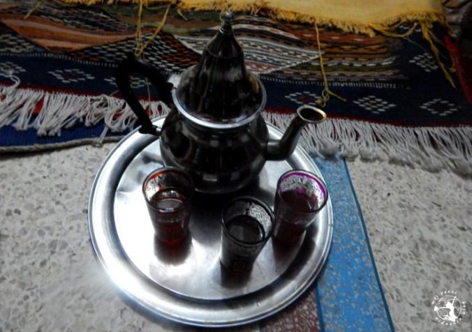 Mój Punkt Widzenia Blog - tradycyjna, miętowa herbata marokańska