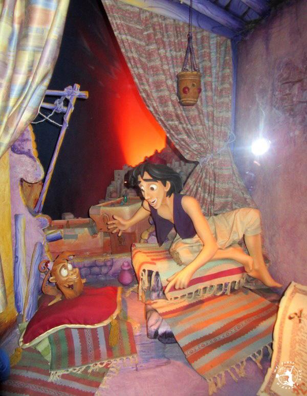 Mój Punkt Widzenia Blog - Alladyn w Adventureland, Disneyland
