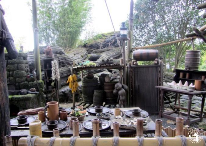Mój Punkt Widzenia Blog - rozbitkowie w Adventureland, Disneyland