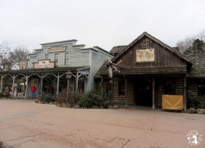Mój Punkt Widzenia Blog - Dziki Zachód w Frontierland, Disneyland